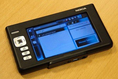Internet Tablet OS 2007 может работать на Nokia 770