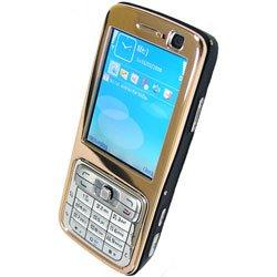Nokia N73 gold- 100 грамм чистого золота!