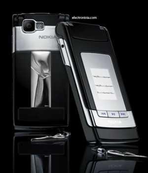 Только в Финляндии-  Nokia N76 Signature Edition