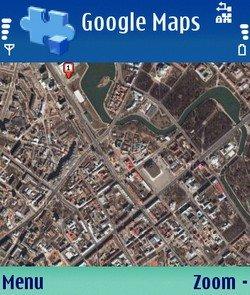 Google: мобильный Gmail и Maps