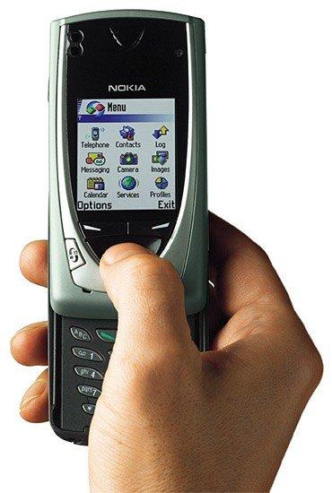Symbian: от Psion до Nokia