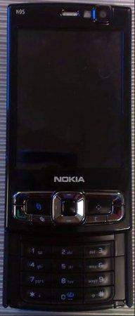 Обновленная Nokia N95