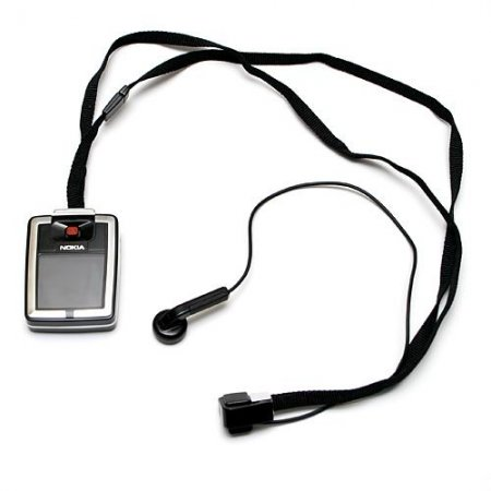 Nokia HS-13W Wireless Image Headset