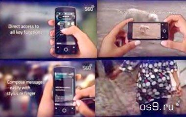 Nokia устремляется за iPhone: сенсорные дисплеи!