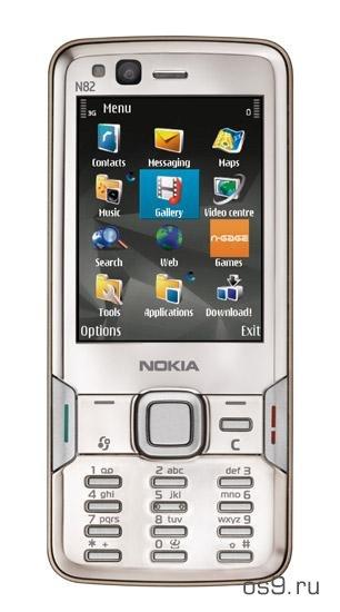 Nokia N82: долгожданный релиз состоялся