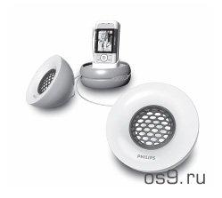 Philips выпустила акустику для iPod и телефонов Nokia