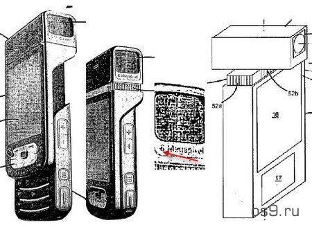 Протопип слайдера Nokia с 8-мегапиксельной камерой