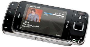 Начался прием предзаказов Nokia N96